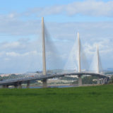 Proud to be part of a historic project – The NEW Forth Bridge Crossing!