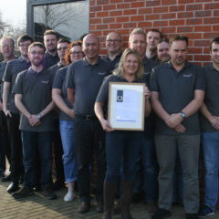 Cimteq Ltd recognised as investor in people