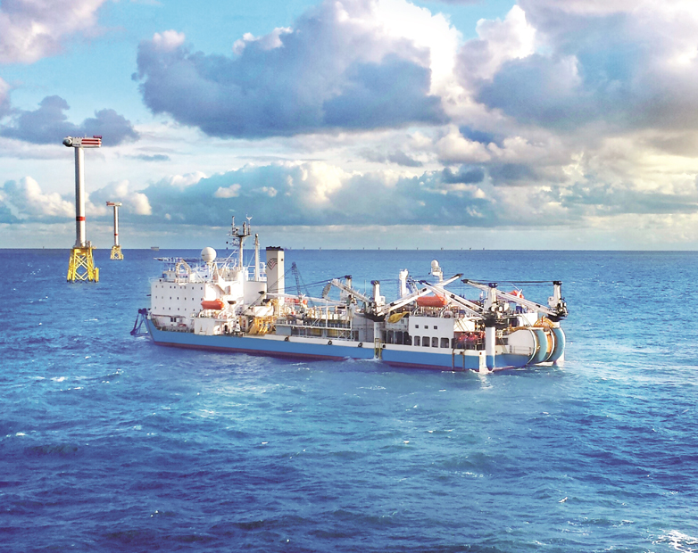 Dynamic cable to connect Kincardine Floating Offshore Wind Farm in the UK