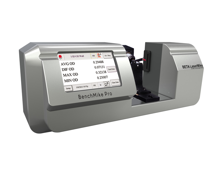 Beta LaserMike Products Team Releases New BenchMike Pro Off-Line Diameter and Ovality Gauge with Expanded Connectivity, Communications and Control