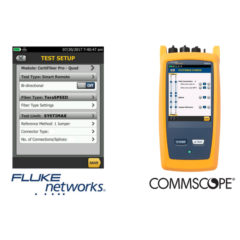 CommScope Partners with Fluke Networks to Simplify Certification of High Performance Data Center Networks