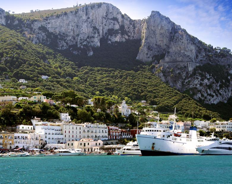 Prysmian to deliver a new submarine power link to Capri