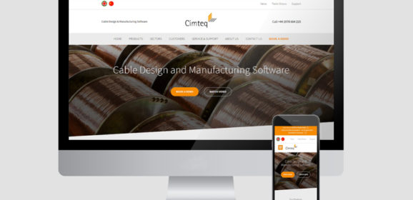 Cimteq launches new website