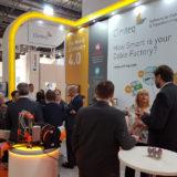 Cimteq's 3D Printer Showcase at Wire Dusseldorf