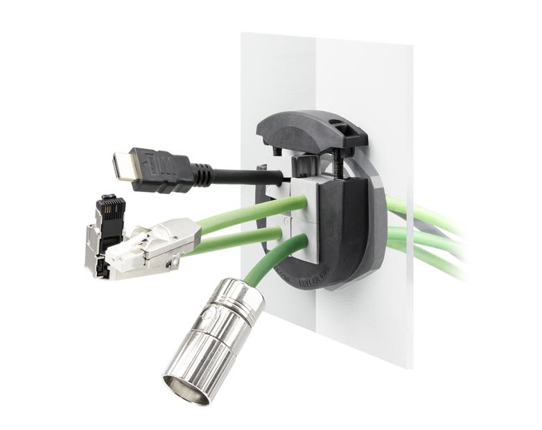 KVT-ER split cable gland with IP65 – IP68 certification