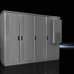 Rittal to Launch Innovative New Enclosure Designed for Rail Industry at Infrarail 2018