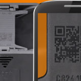 Integrated QR-code on igus e-chains offers easy part identification and much more