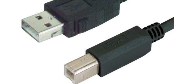 MilesTek's New USB 2.0 Cables Combine LSZH Jackets with Latching Connectors