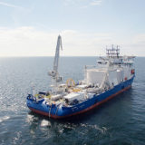 NKT Victoria celebrates one-year anniversary as the worlds most advanced cable-laying vessel