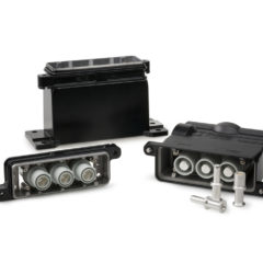 TE Connectivity launches high current connectors for harsh outdoor environments
