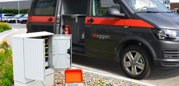 Megger takes cable test into the city