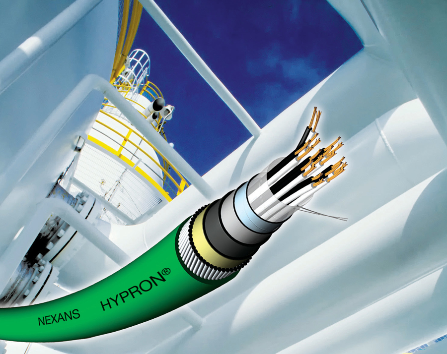 Nexans Wins Major HYPRON® Cable Contract for Oman's First Integrated Downstream Petrochemicals Complex