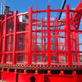 Swan Hunter mobilise carousel equipment spread aboard ASV Pioneer for CWind's 'Complete Cable Care' Service