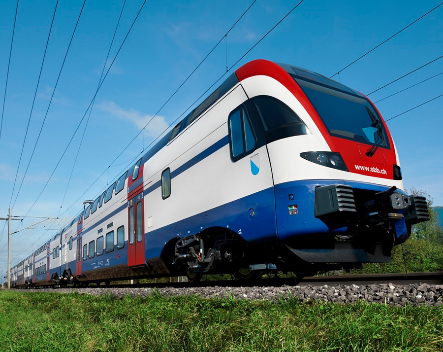 "HUBER+SUHNER to showcase end-to-end connectivity portfolio for the ""Connected Train"" at InnoTrans 2018"