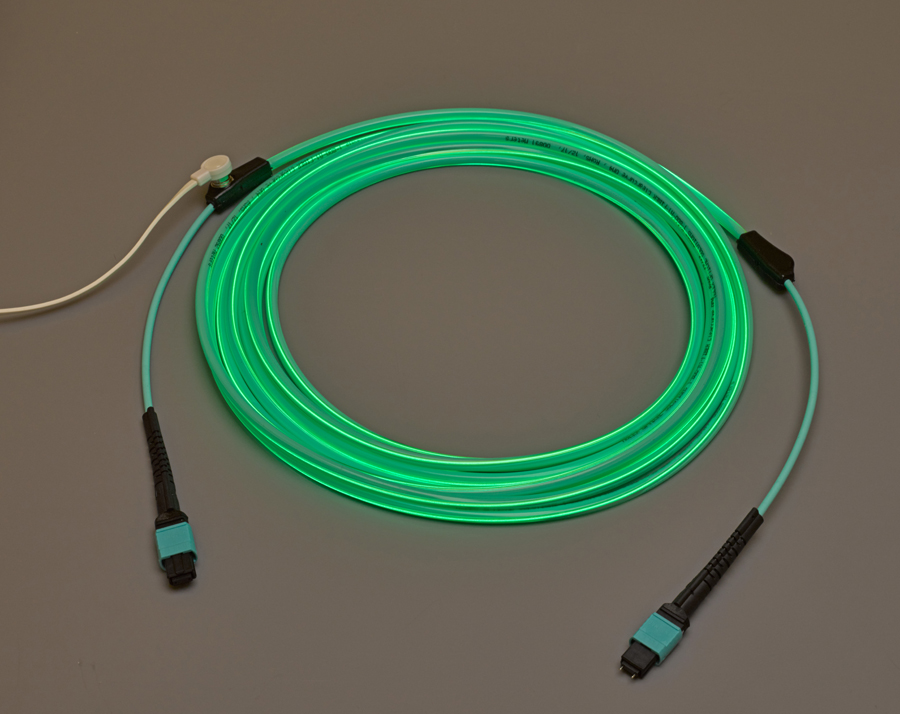 Molex Introduces LumaLink Optical Trace Cable Assembly