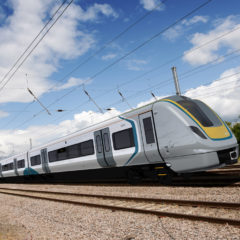TE Connectivity high-voltage roofline components to power Bombardier Transportation's Aventra trains
