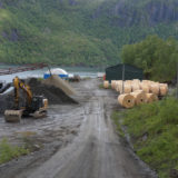 TFKable Group in cooperation with Onninen Norway AS delivered 276 tons of cables to wind farm in Sørfjord, Norway