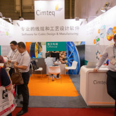 Cimteq demonstrates its capabilities at Wire China 2018