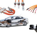 HUBER+SUHNER showcase e-mobility solutions for harsh environments at IZB 2018