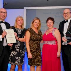 Cimteq wins Customer Excellence Award