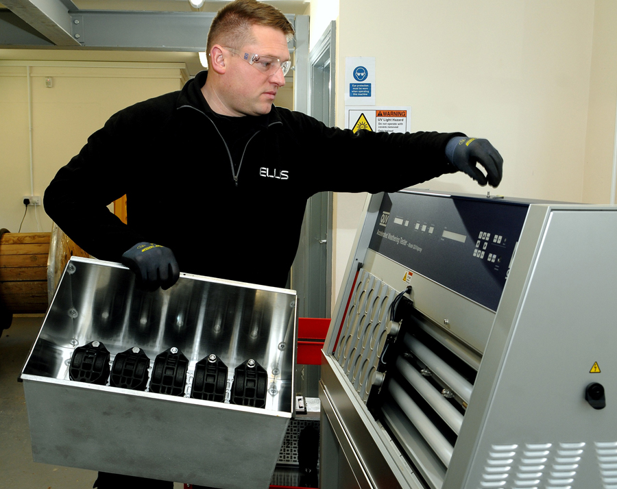 Ellis gets to grips with product lifespan