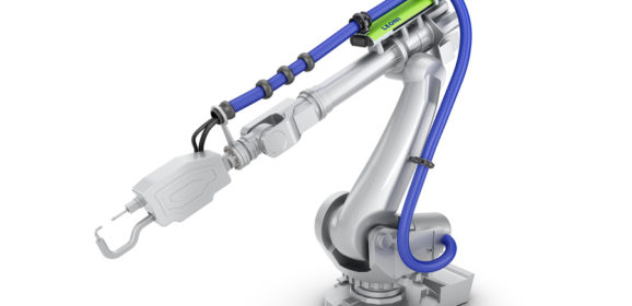 Leoni equips robots for the production of electric vehicles on Volkswagen's MEB platform