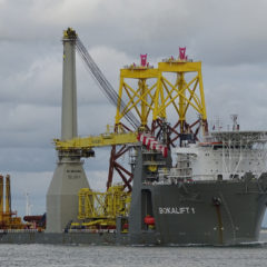 Boskalis appointed preferred contractor for Inch Cape offshore wind farm project