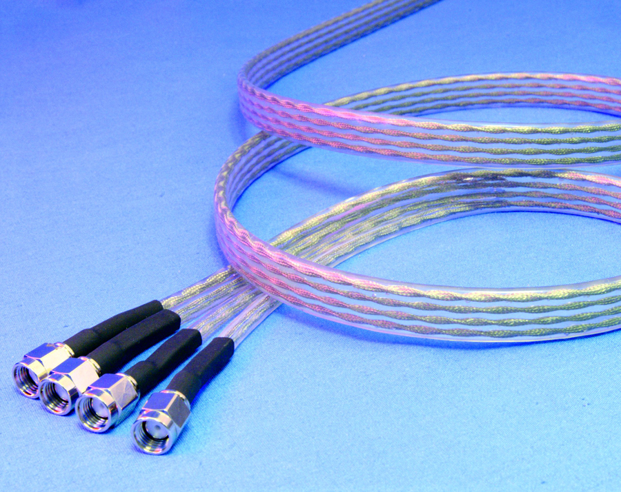 Ultra-Flexible Coaxial Cables