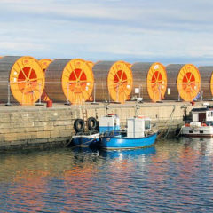 Completion of Caithness-Moray transmission link