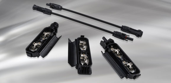 TE Connectivity introduces SOLARLOK PV Edge junction box to improve installation and efficiency of glass-to-glass photovoltaic panels