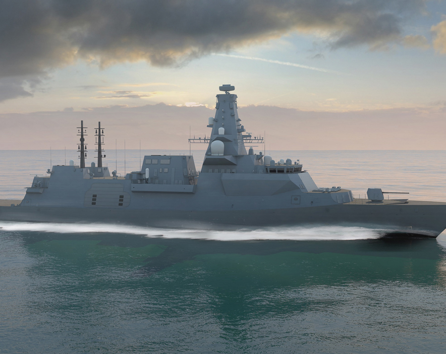 AEI Cables clinches contract for three warships