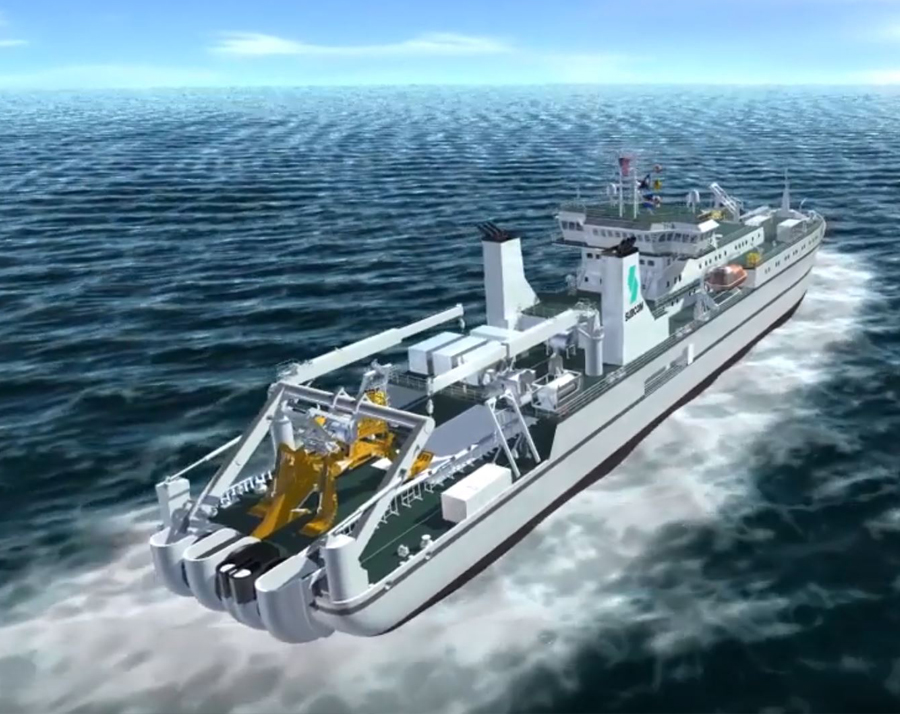 SubCom Reliance completes successful repair of Tonga Cable System