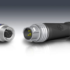 TE Connectivity and Yamaichi Electronics to produce and promote new M12 push-pull connectors