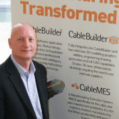 Cable manufacturing software expert appoints new Development Manager