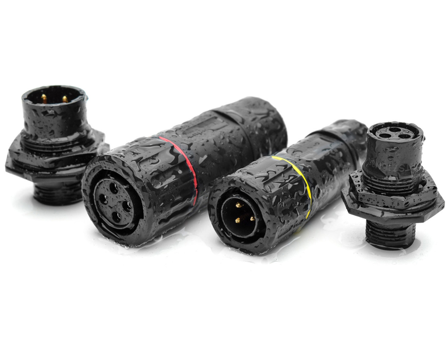 Heilind Electronics introduces Amphenol Sine Systems Ecomate Aquarius waterproof connectors