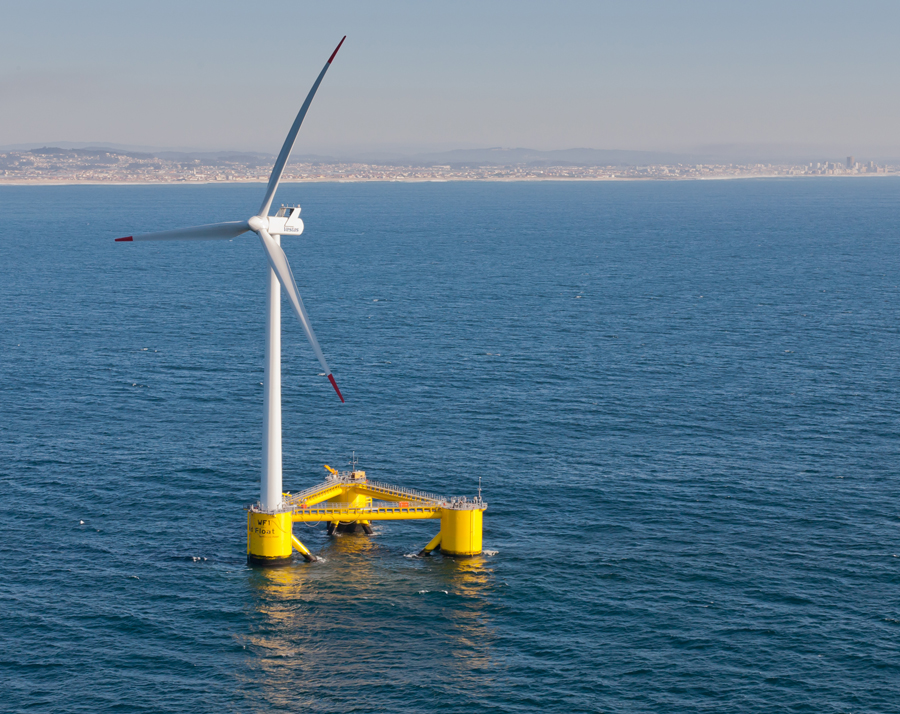 Nexans to supply turbine cables & accessories for world's first floating offshore wind farm operating at 66 kV