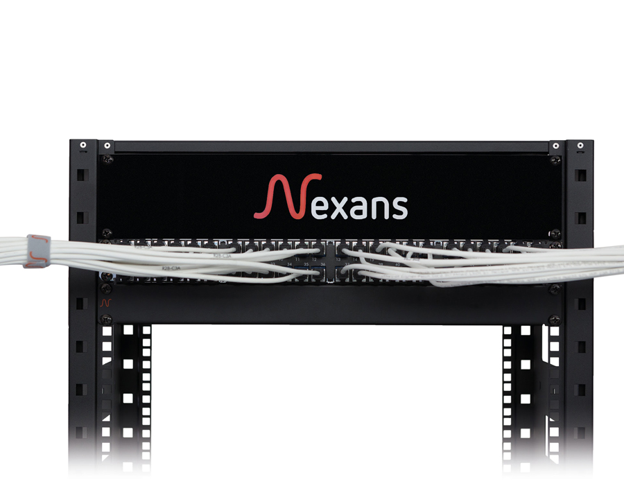 Nexans simplifies data centre network monitoring and scale-up with launch of LANsense AIM and new high-density copper & fibre solutions