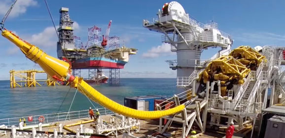 NKT finalizes project with world's longest HVAC submarine cable