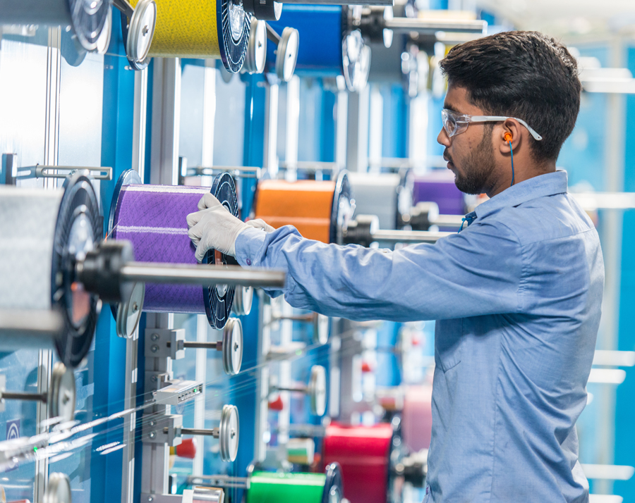 Sterlite Tech now home to India's 1st Zero Waste to Landfill Optical Fibre Cable Plant