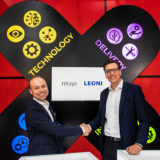 Leoni and relayr enter strategic partnership to raise the automotive industry's production efficiency