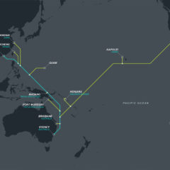 H2 Cable and SubCom announce signing of H2 submarine cable contract at SubOptic 2019