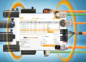 readycable product finder from igus now integrates service life calculator