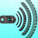 Quieter, stronger and faster to fill: New igus e-chain standard for small and medium sizes