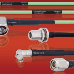 Fairview Microwave launches new hi-rel, temperature conditioned RF cable assemblies