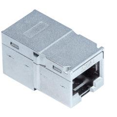 Compact RJ45 coupler
