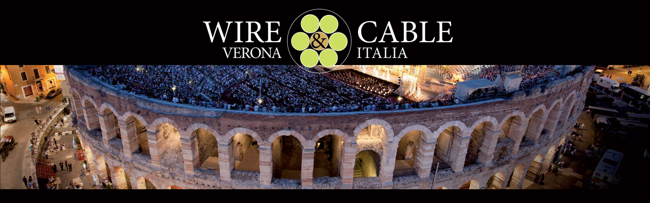 Wire & Cable Verona Italia 2019 technical conference program set to include 22 presentations, two plant tours, tabletop exhibits, and gala receptions