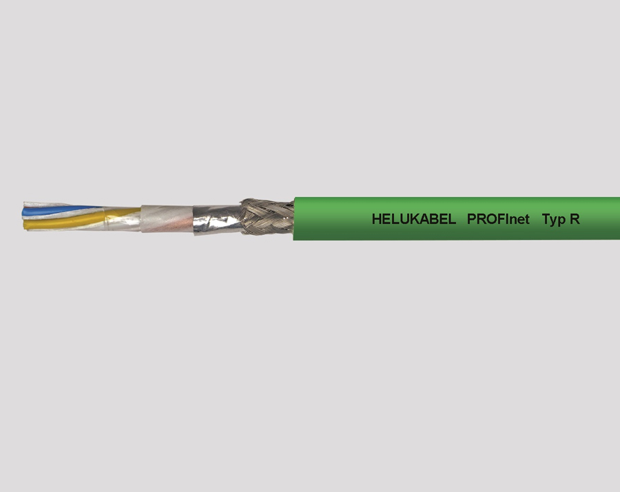 HELUKABEL launches new robotic PROFINET cable