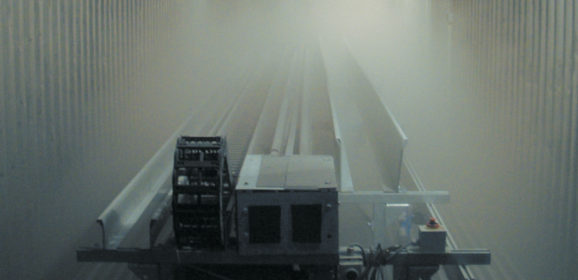Video of the Week – How igus tests cables in energy chains at sub-zero temperatures