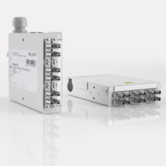 Plug and Play for optical data transmission