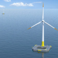 Hydro Group technology enables successful floating wind turbine test